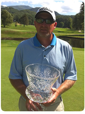 Eric Brown, 2011 Champion